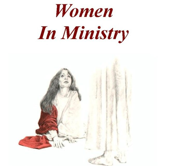 Women in Ministry, By Dr. George M. Stover Jr.